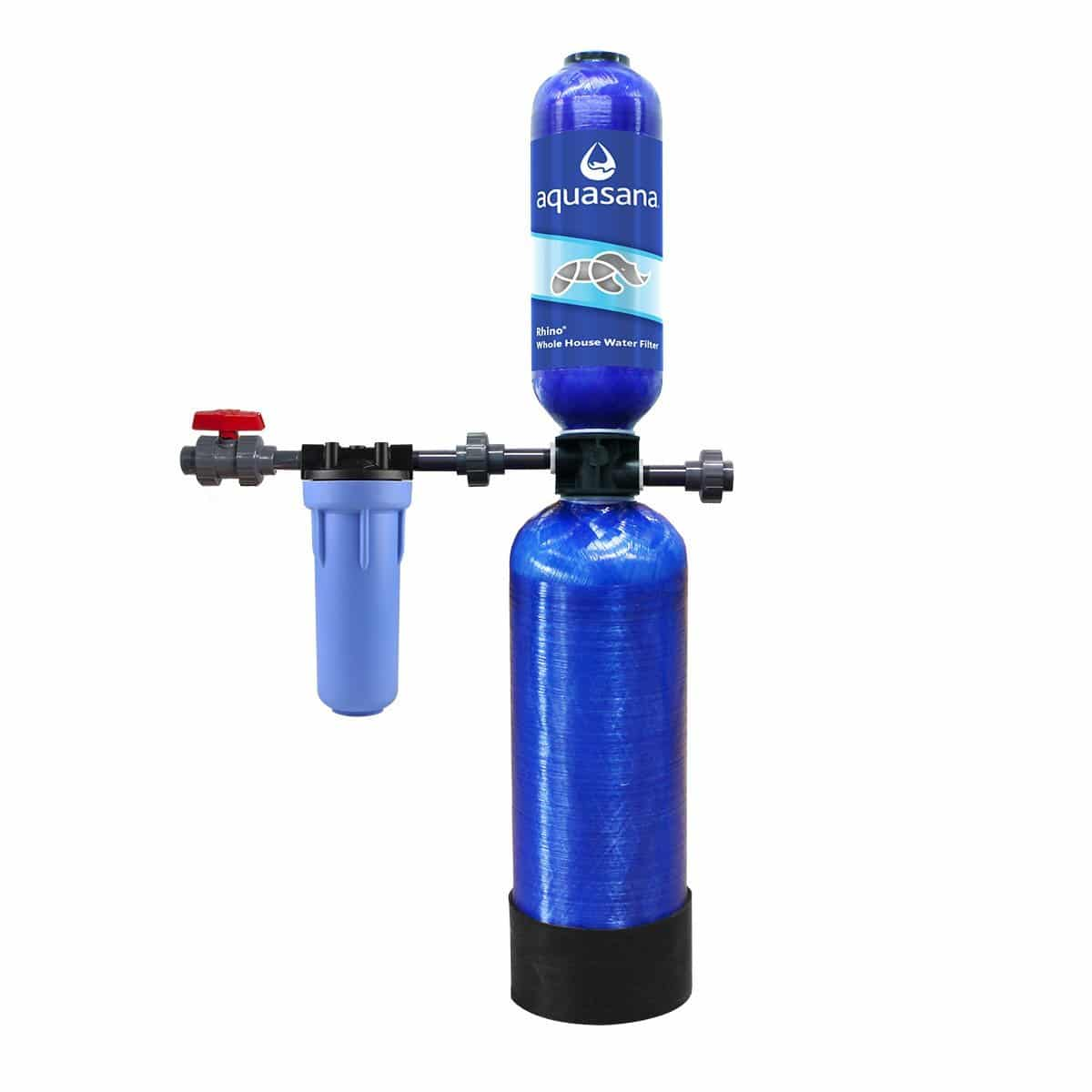The aquasana rhino eq 600 system review for Water feature filtration system