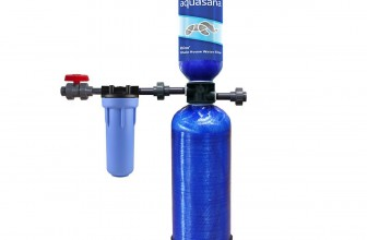 The Aquasana Rhino EQ-600 Water Filtration System Review