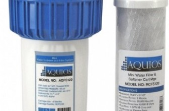 Aquios Full House Water Softener and Filter System Review